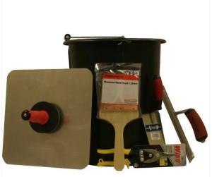 plasterers kit