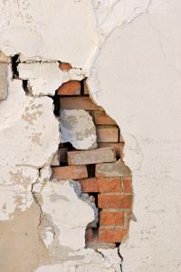 Holes in Plaster