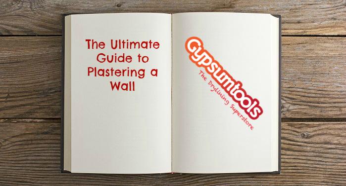 book on the ultimate guide to plastering a wall