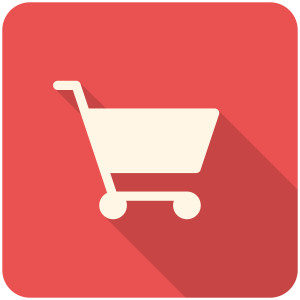 online shopping cart logo