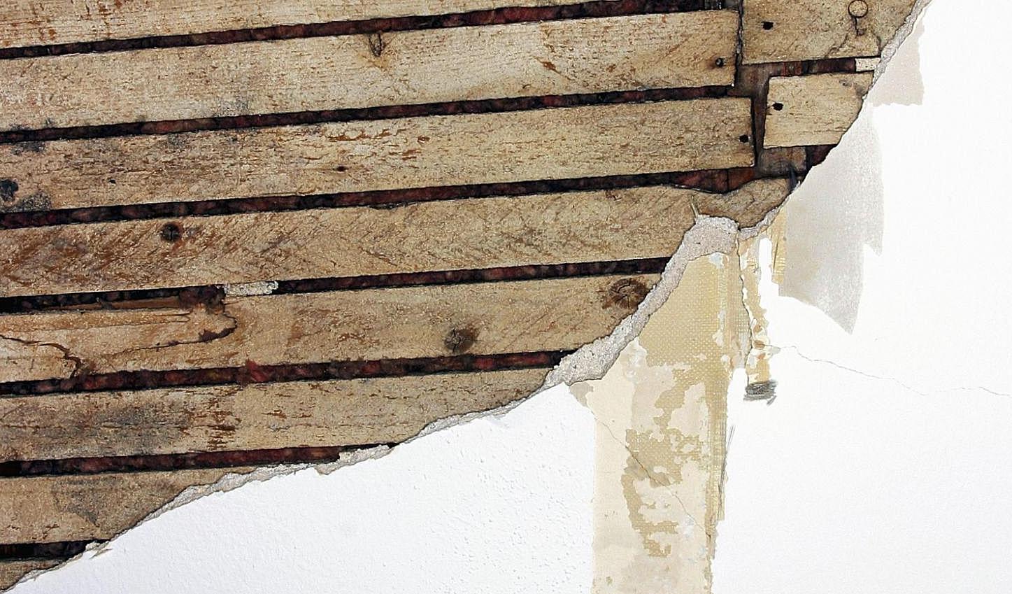 plaster repair patch