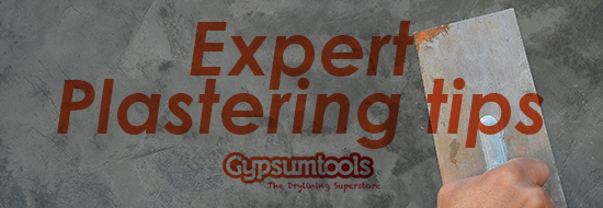 expert plastering tips