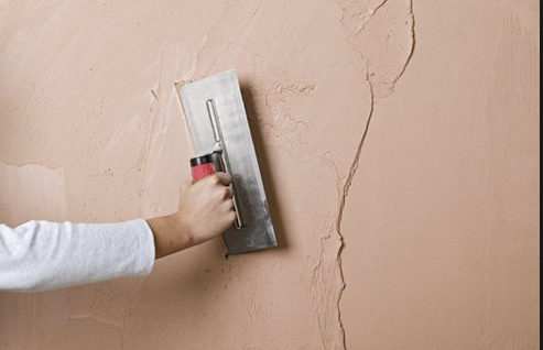 Wet Plastering A Wall