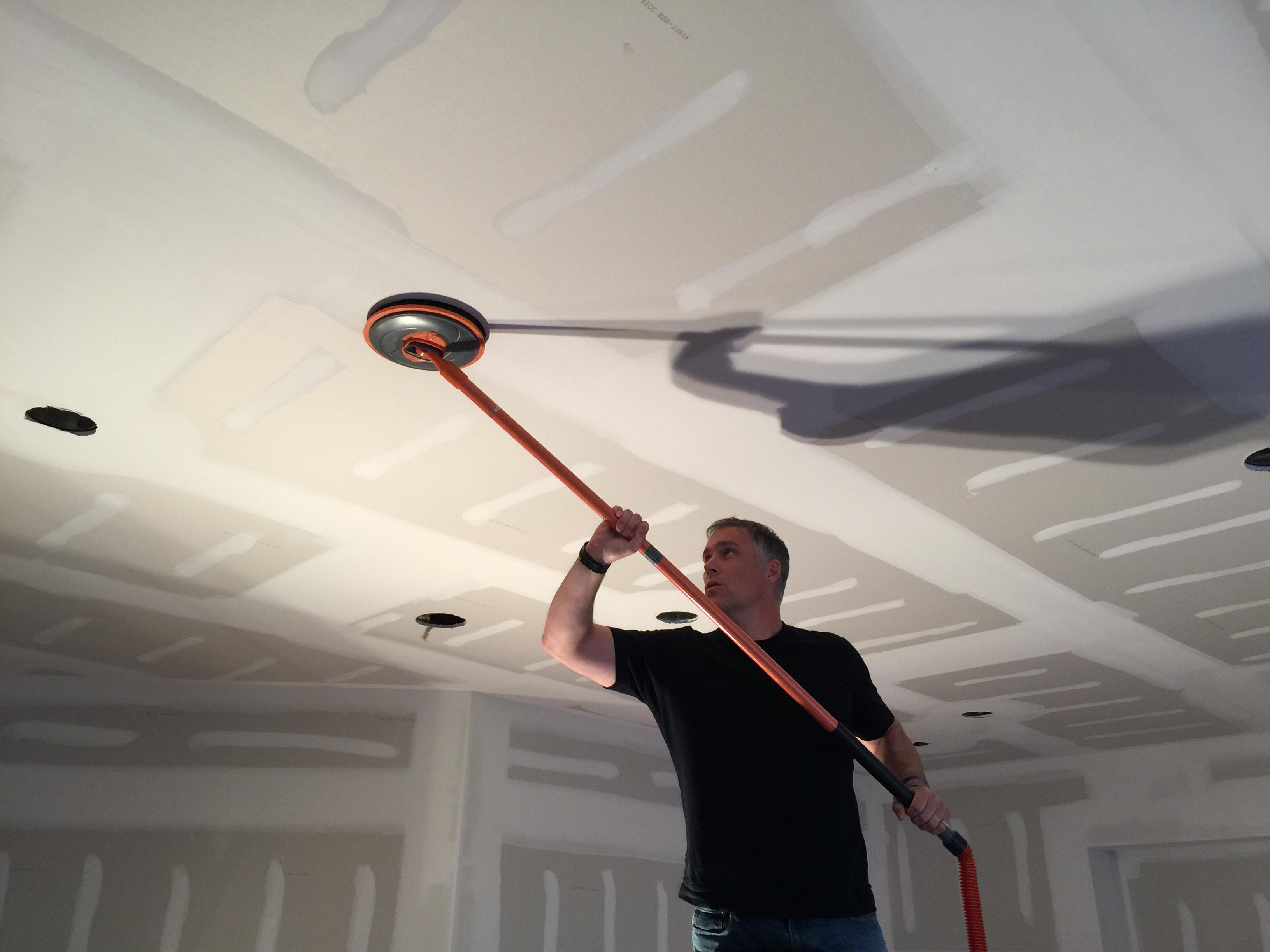 Full Circle Air Radius 360 Dust-free Sanding System