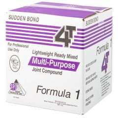 4T Lightweight Multi Purpose Ready Mix Jointing Compound 14.7L