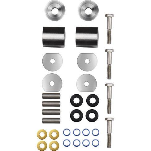 Level 5 Corner Roller Wheel Repair Kit