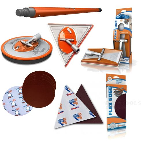 Full Circle Sanding Heads Bundle