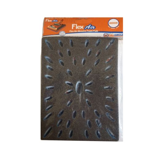 Full Circle Flex Air Foam Sanding Pad 5 Pack - Medium Grit