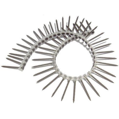 Forgefix Drywall Collated Screw Phillips Bugle Head (Box Of 1000)
