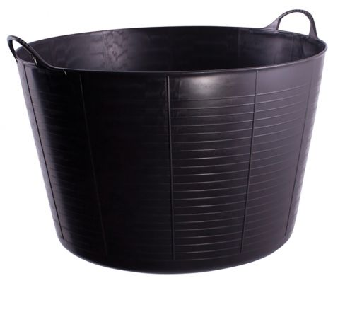 Gorilla Tub Large 75 Litre - Black