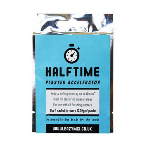 Halftime Plaster Accelerator
