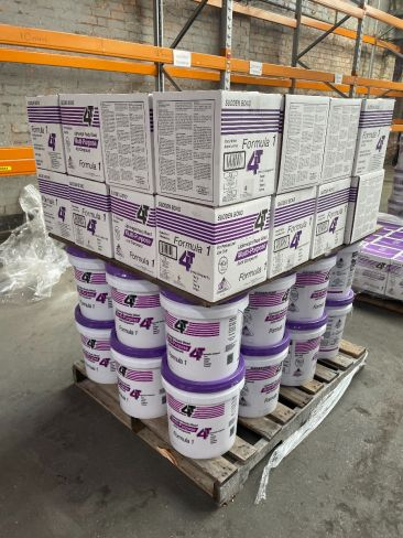 4T Lightweight Multi Purpose Ready Mix Jointing Compound 24 Buckets & 32 Boxes