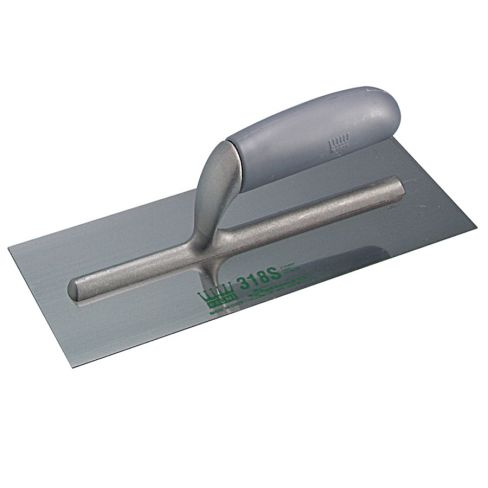 Ragni Finishing Trowel Stainless Steel 11in x 4.3/4in
