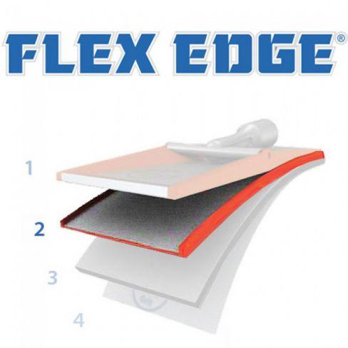 Full Circle Flex Edge Rubber Pressure Pad