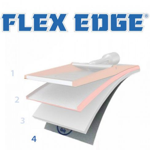 Full Circle Flex Edge Flex Paper Sandpaper Sheets - 10 Pack