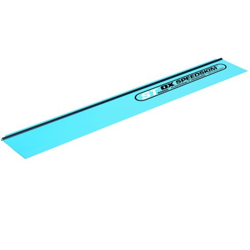 OX Speedskim Semi Flexible Plastic Blade 450mm
