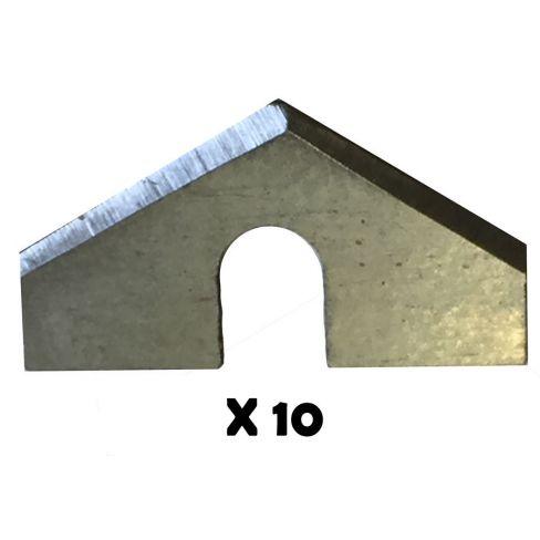 Pyramid Blades 10 Pack