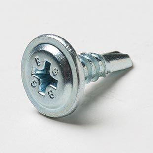British Gypsum Jackpoint Waferhead Screws 13mm (Box of 1000)